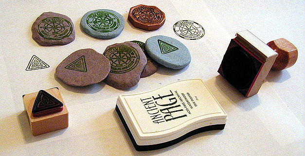 Custom Rubber Stamps pictures 1